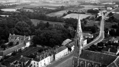 Photo d'archive du Château