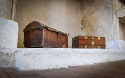 Coffres de la chambre Du Boisgueheneuc